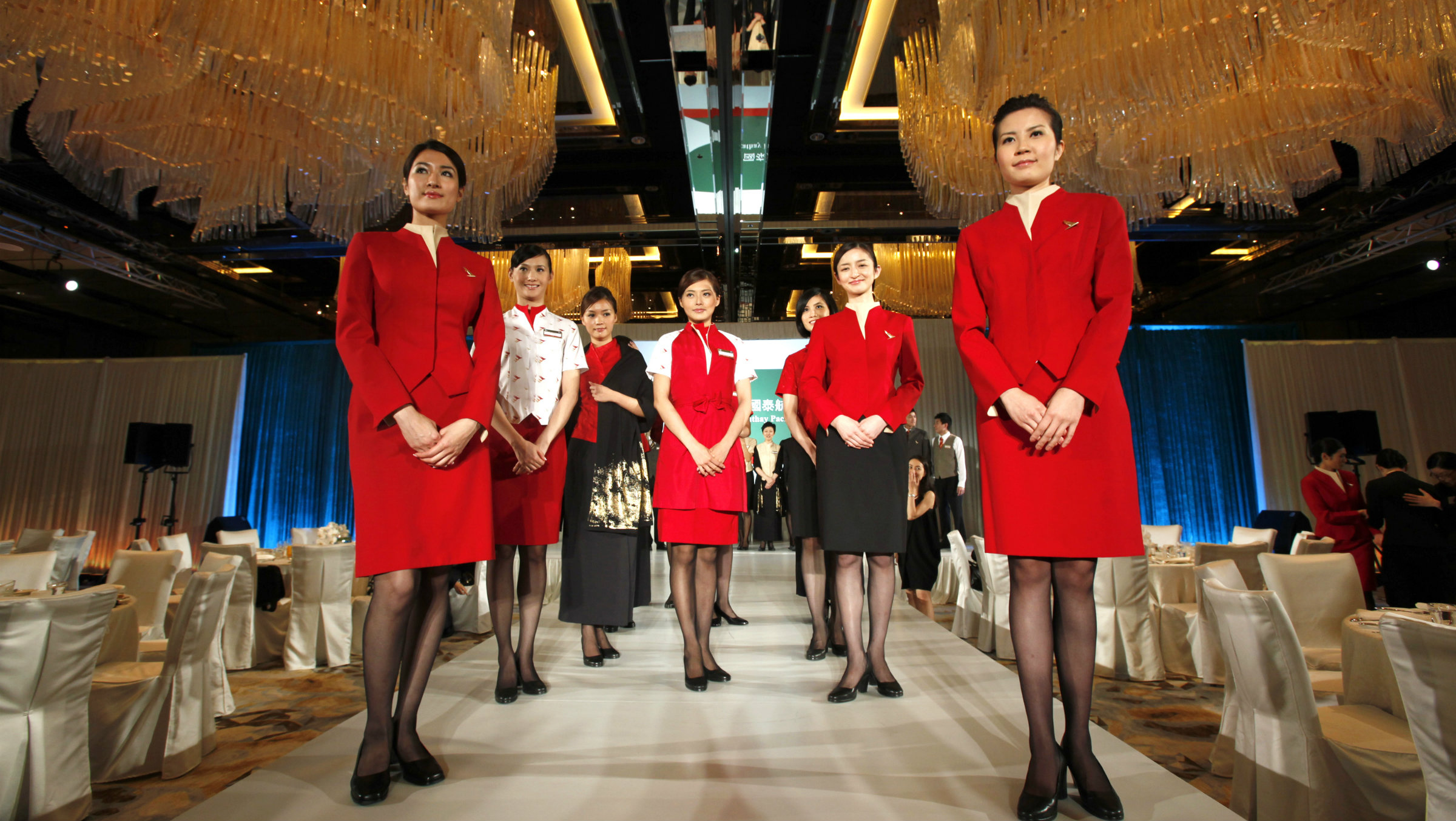Eurowings stewardess sexual harassment