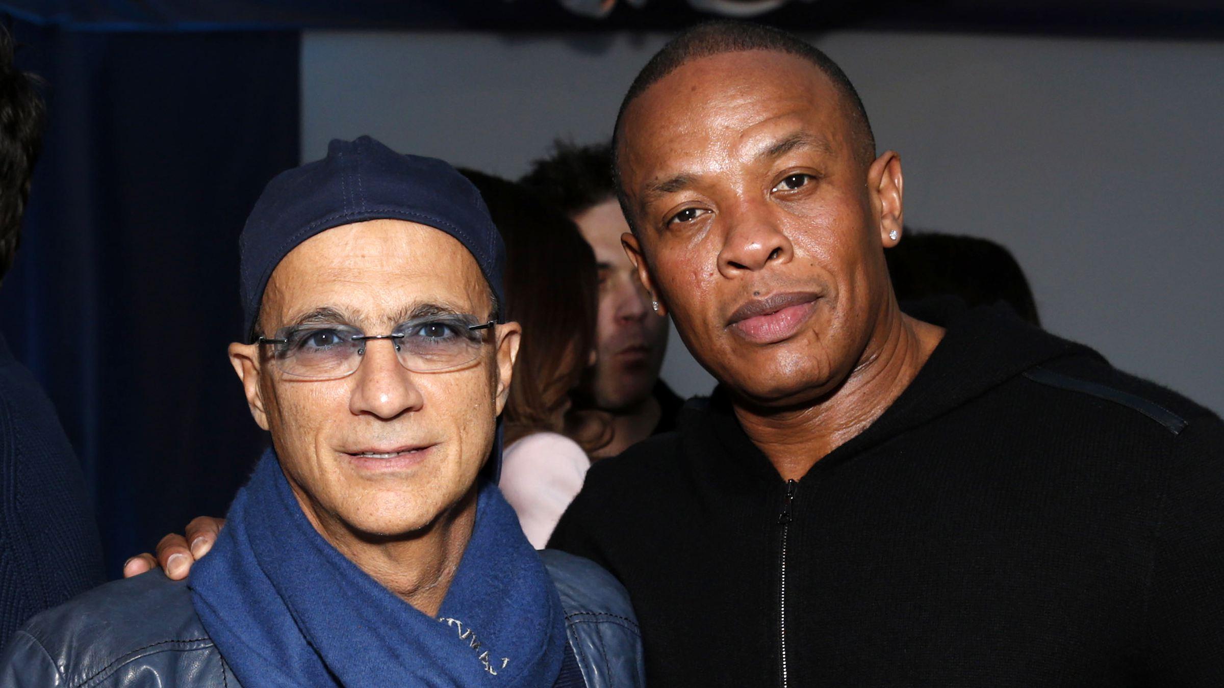 Jimmy Iovine, Dr. Dre apple beats