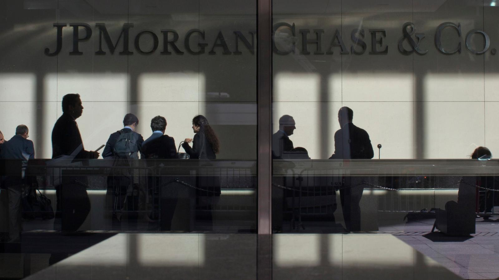 JPMorgan has a color-coded spreadsheet for bankers who work