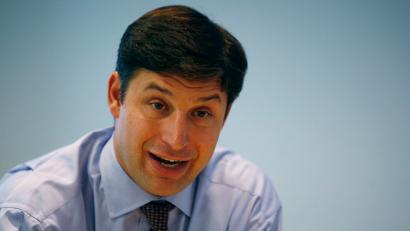 Goldman Sachs Internet and media banker, Anthony Noto,