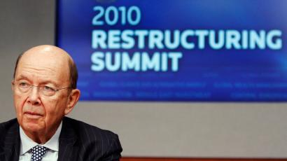 Wilbur Ross, chairman and CEO of WL Ross & Co
