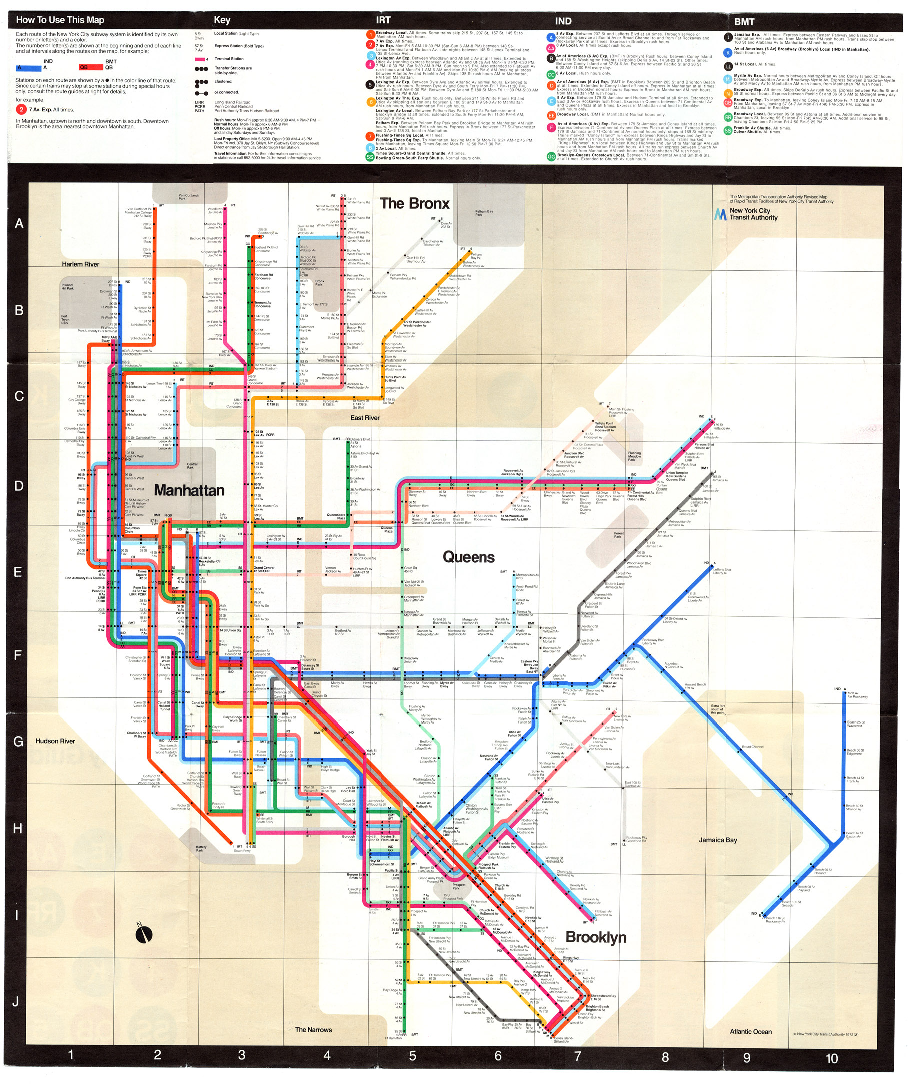 Cards With Subway Map.Send A Card To The Man Who Put Helvetica On Your Subway Map Quartz