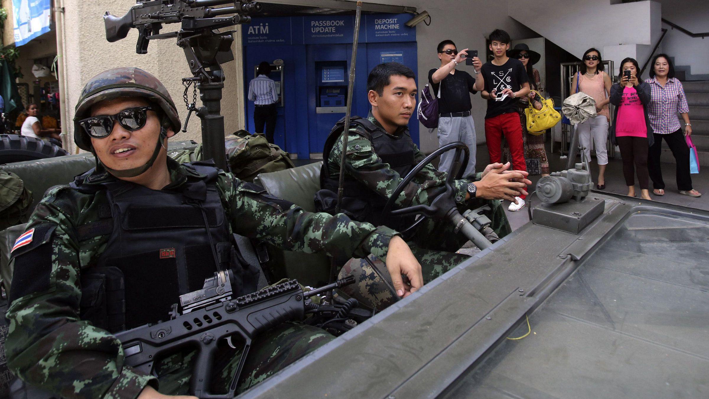 thai martial law