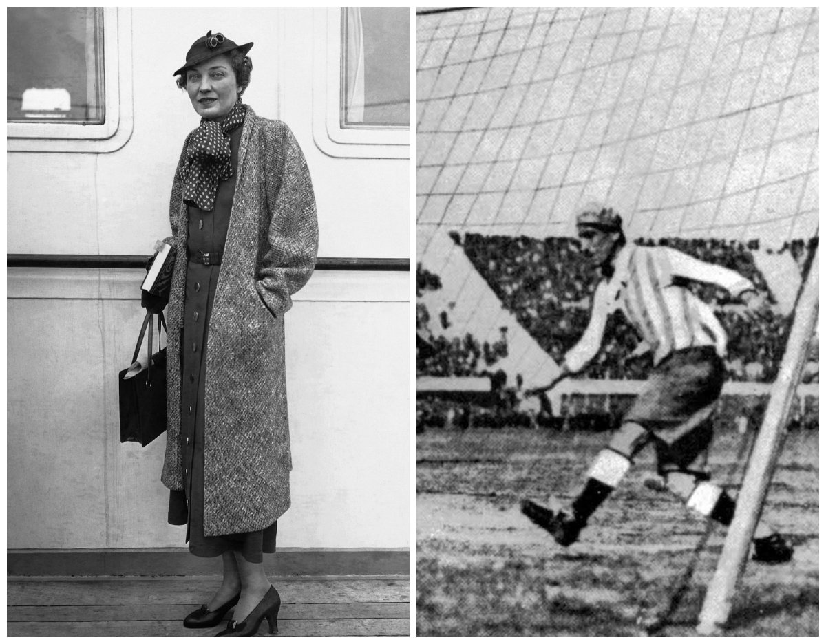 A Long (and Short) History Of World Cup Hemlines And Women