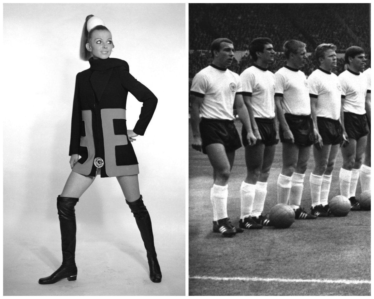 sixties fashion world cup
