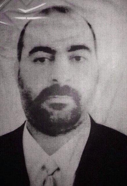 Headshot of Baghdadi