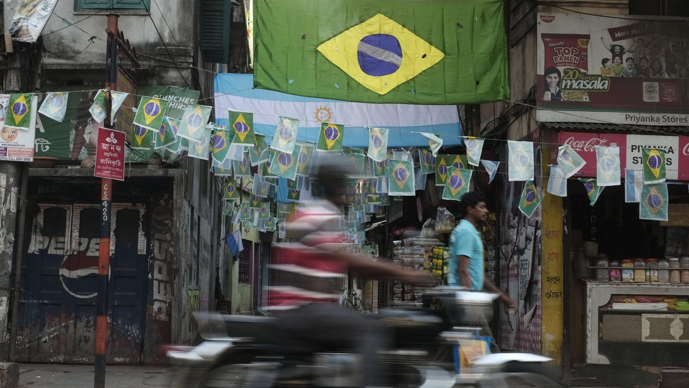 Brazil-Argentina-Kolkat