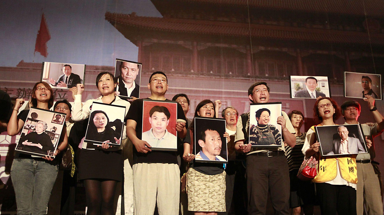 china political prisoners web