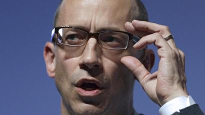 Chief Executive Officer at Twitter, Dick Costolo