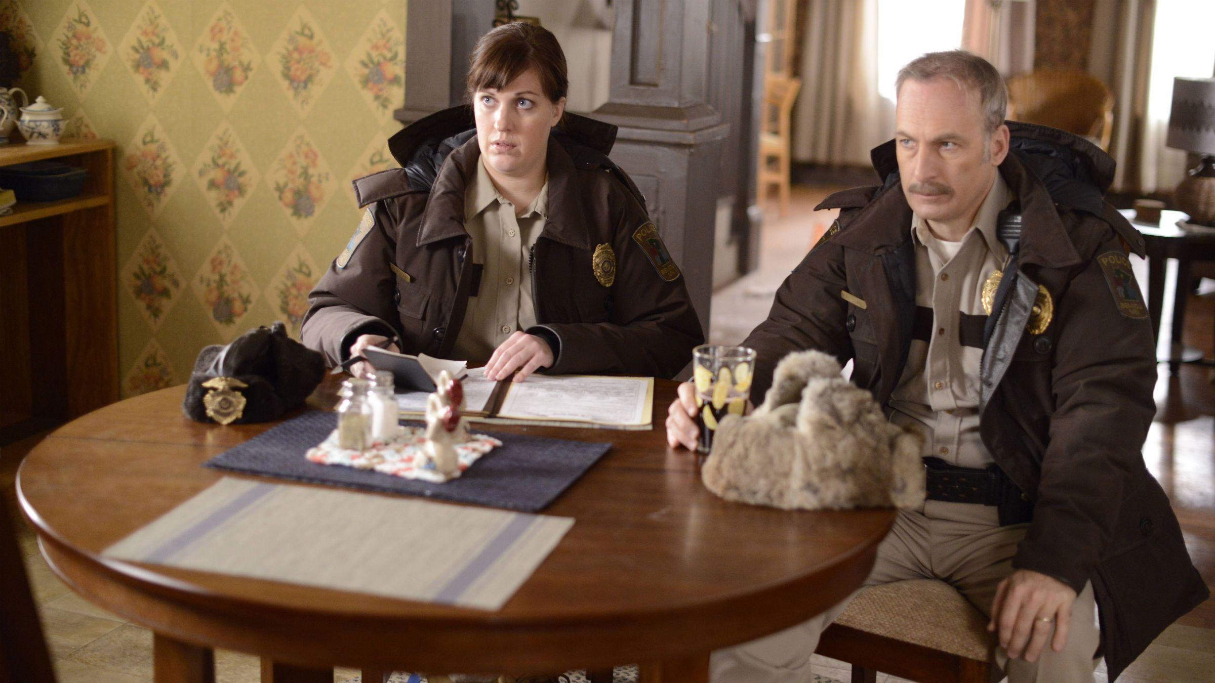 Scene from Fargo