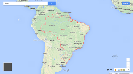 Here are the 32 countries Google Maps won't draw borders ... Satelllite Map Russia America on