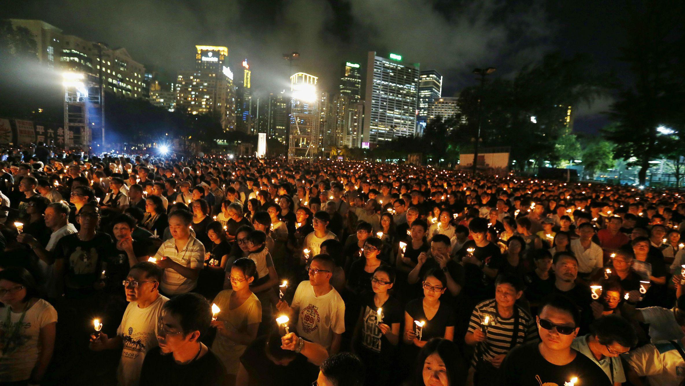 hong kong democracy protest web