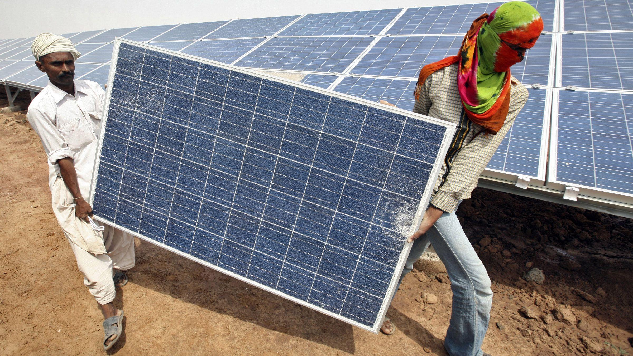 India-Solar-Roof