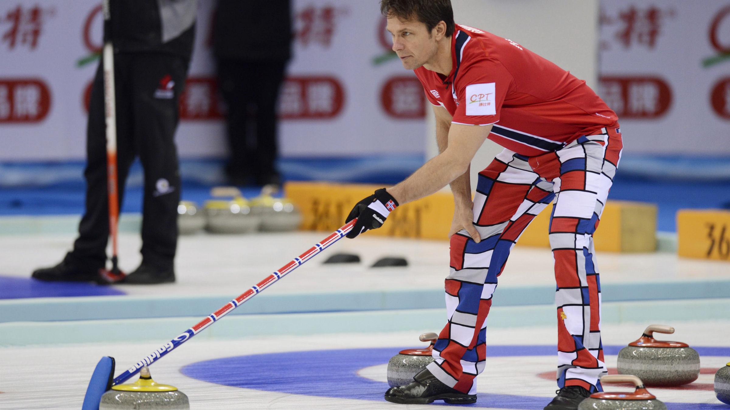 Norway Curling pants