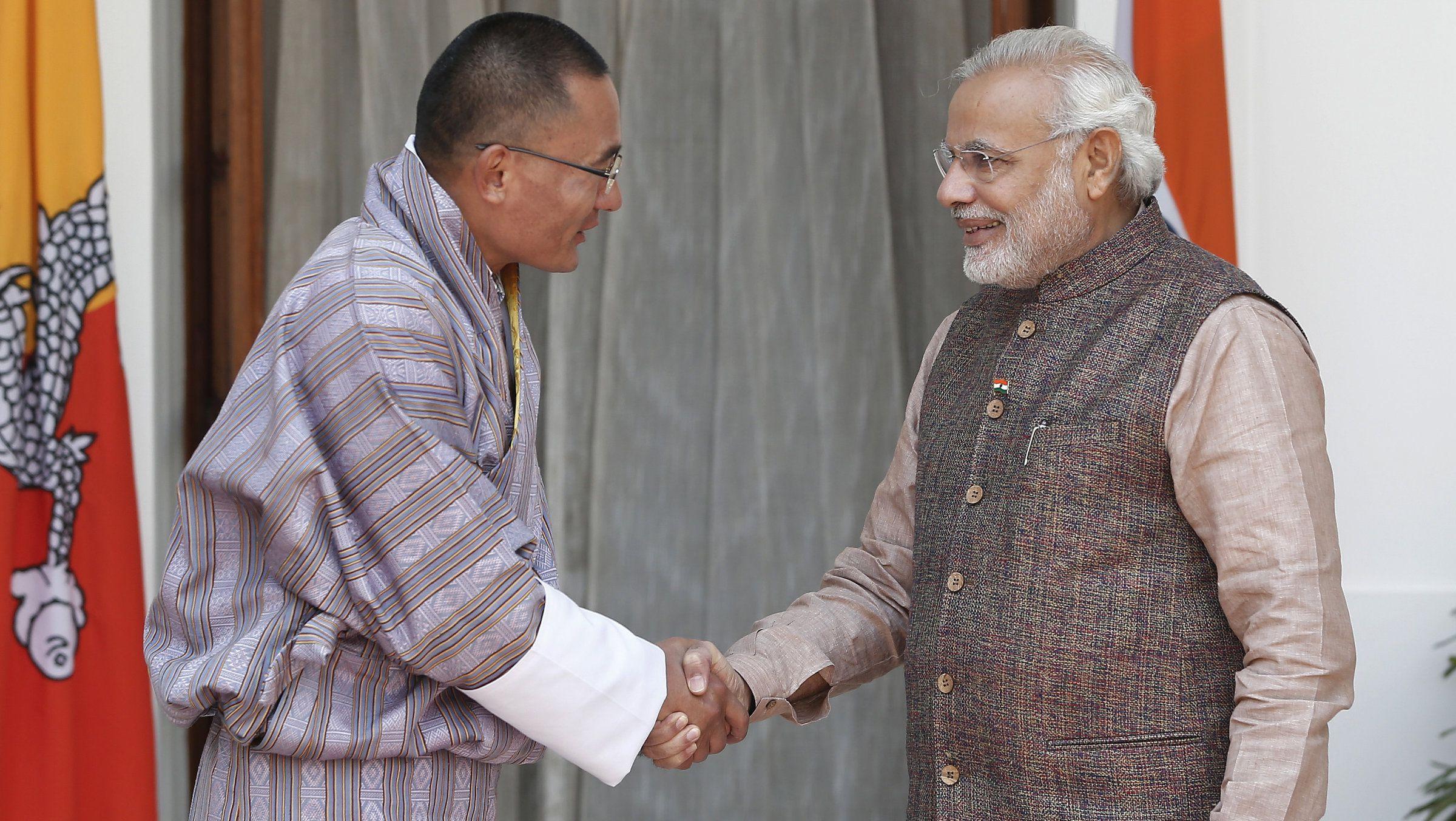 Bhutan-India-PM