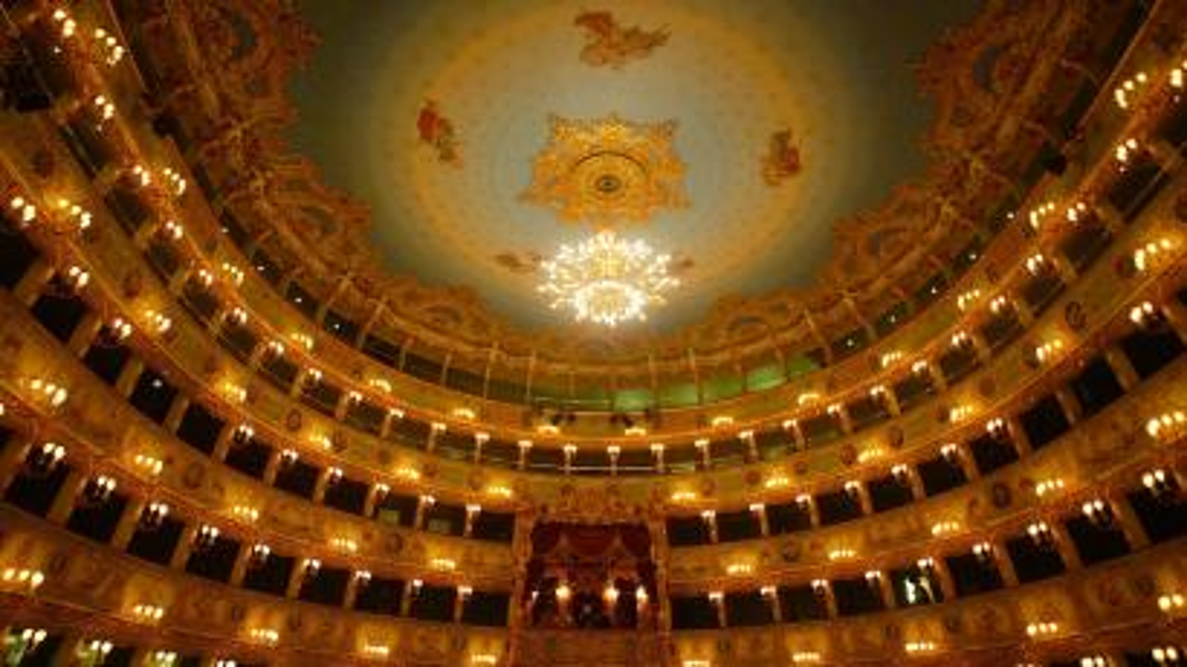 La Fenice in Venice