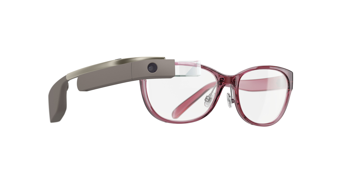 DVF made for glass google glasses