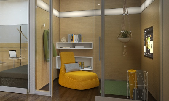Konnikova open office Space Steelcase Pinterest What Offices Look Like When Theyre Designed For Introverts Quartz