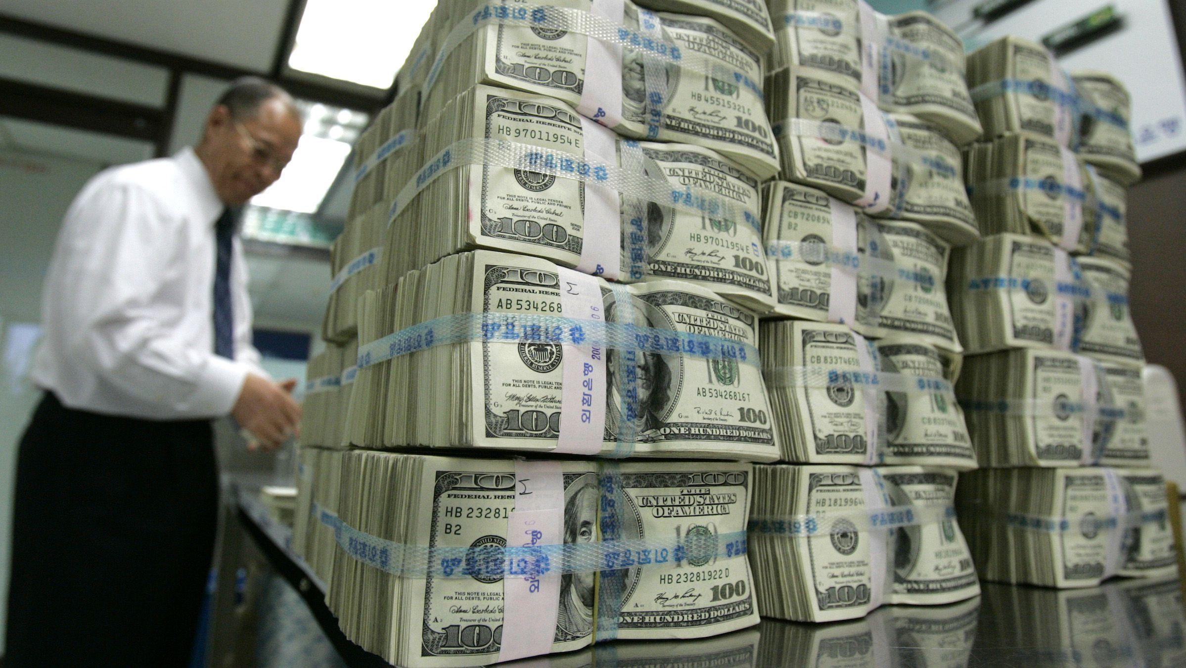 фото самого крупного и богатого банка сложно поддается
