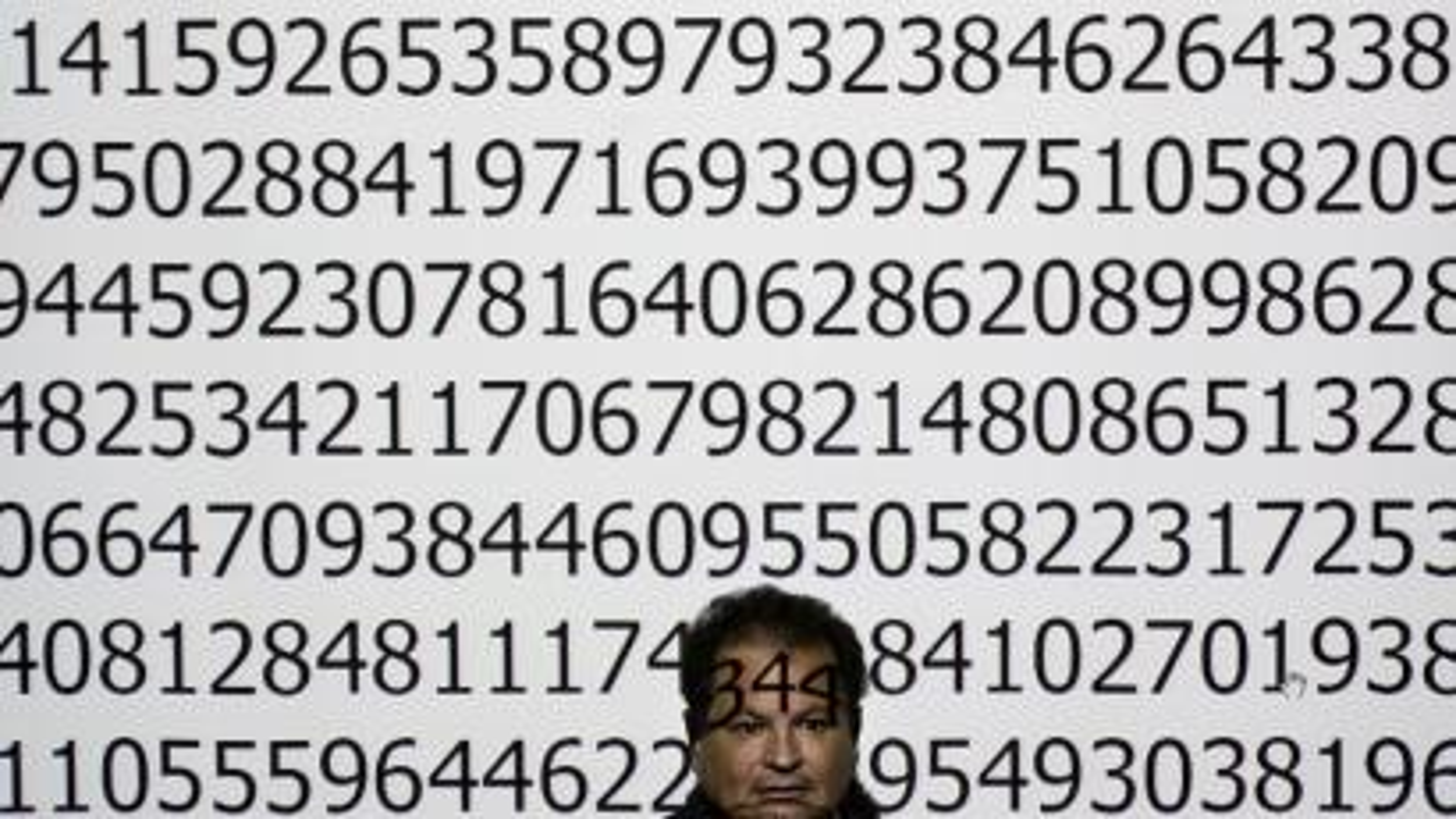 Number installation
