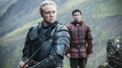 Brienne in Game of Thrones