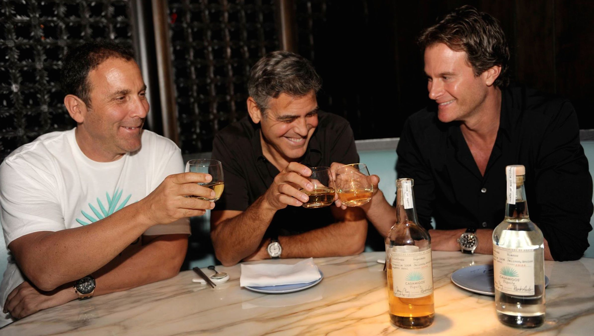 George Clooney's tequila