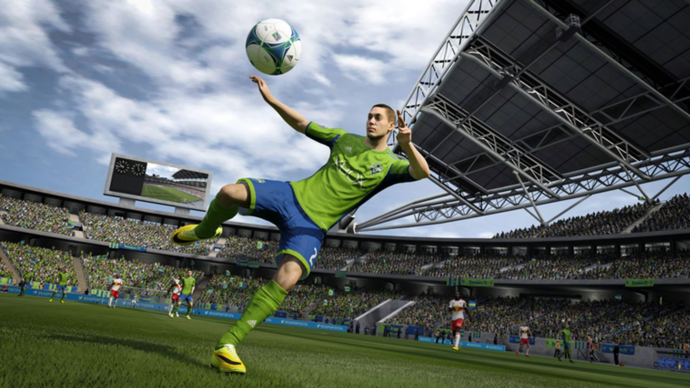Clint Dempsey Fifa EA sports gaming