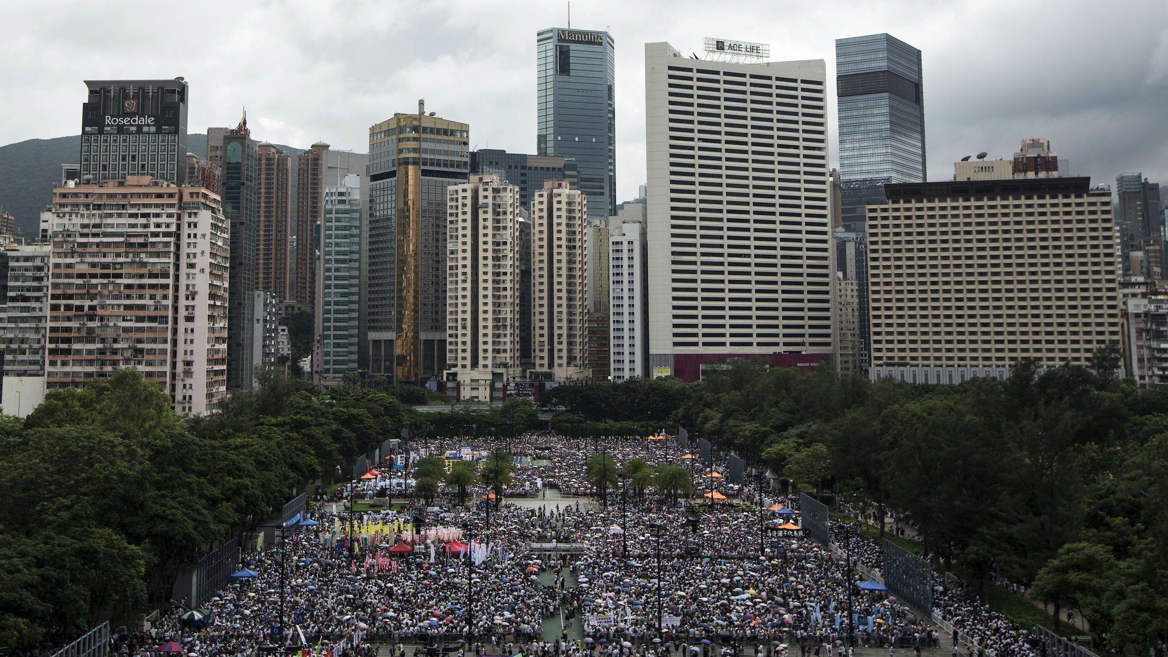 hong kong buildings protests web
