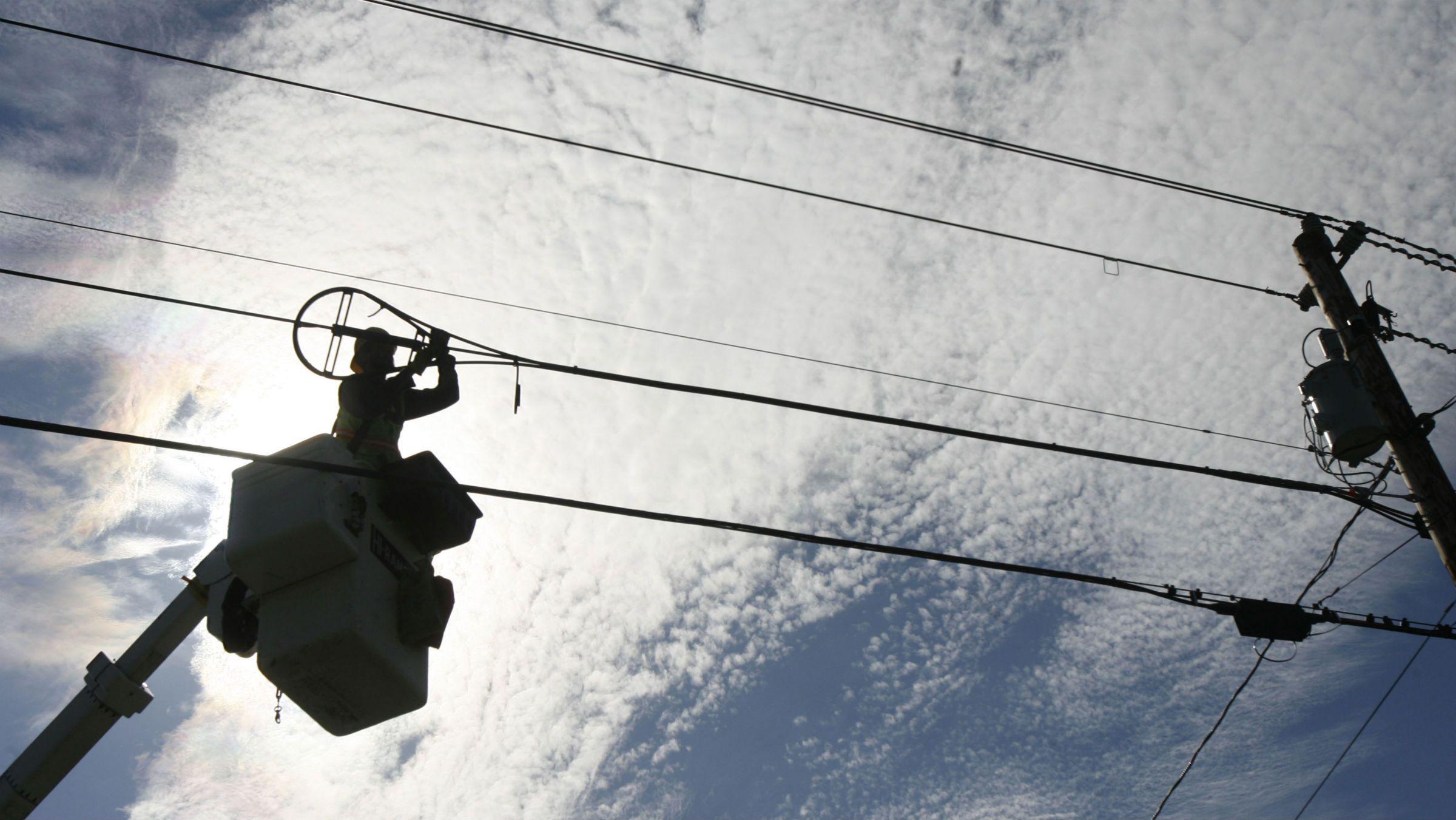 Internet wires