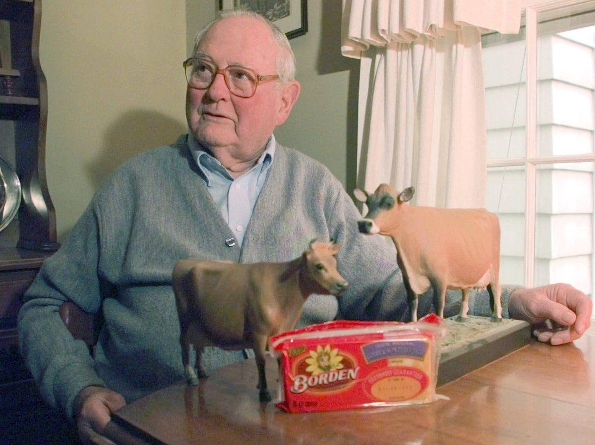 James Cavanaugh, Elsie the Cow