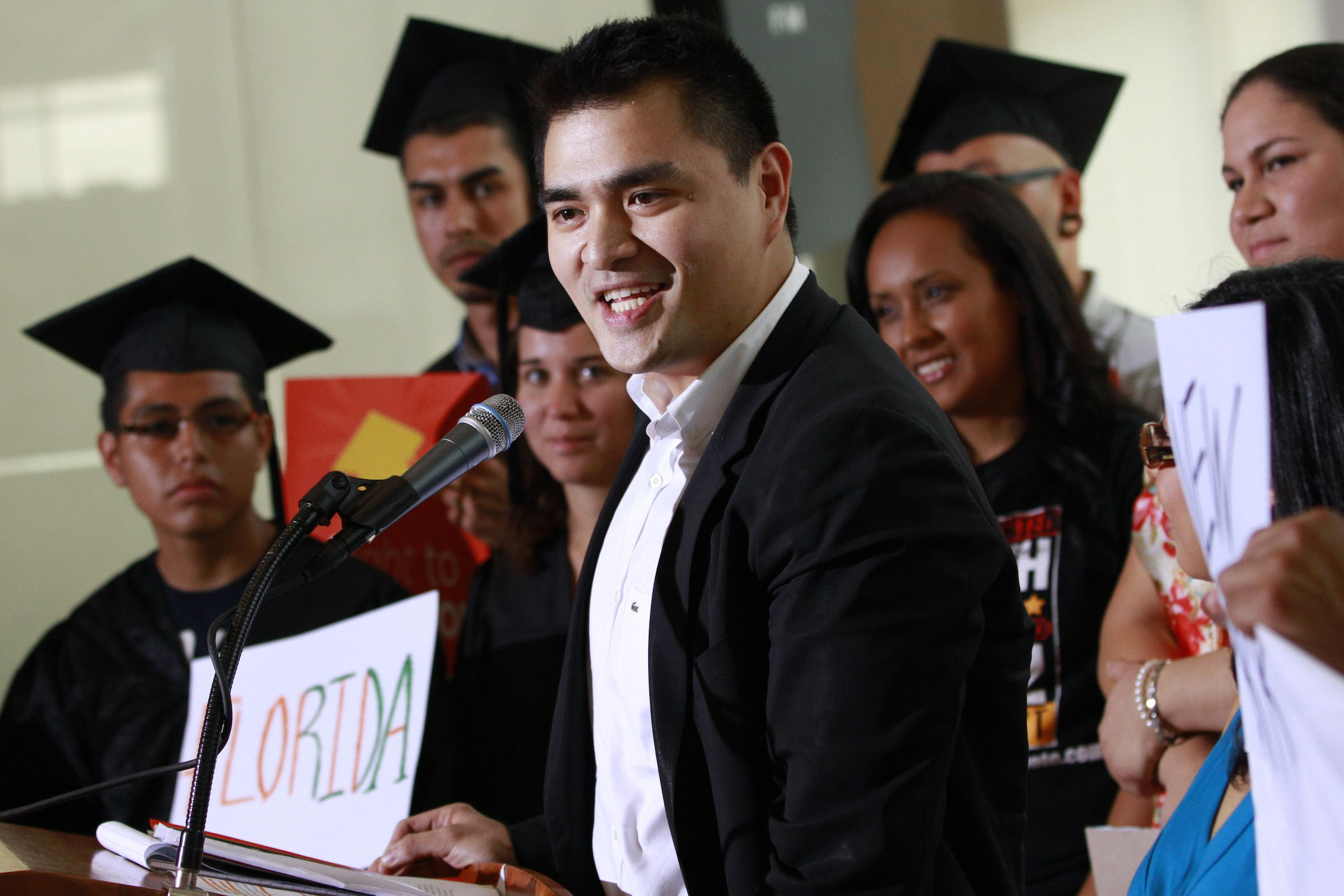 Jose Antonio Vargas, immigration reformer