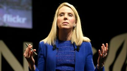 Marissa Mayer CEO of Yahoo