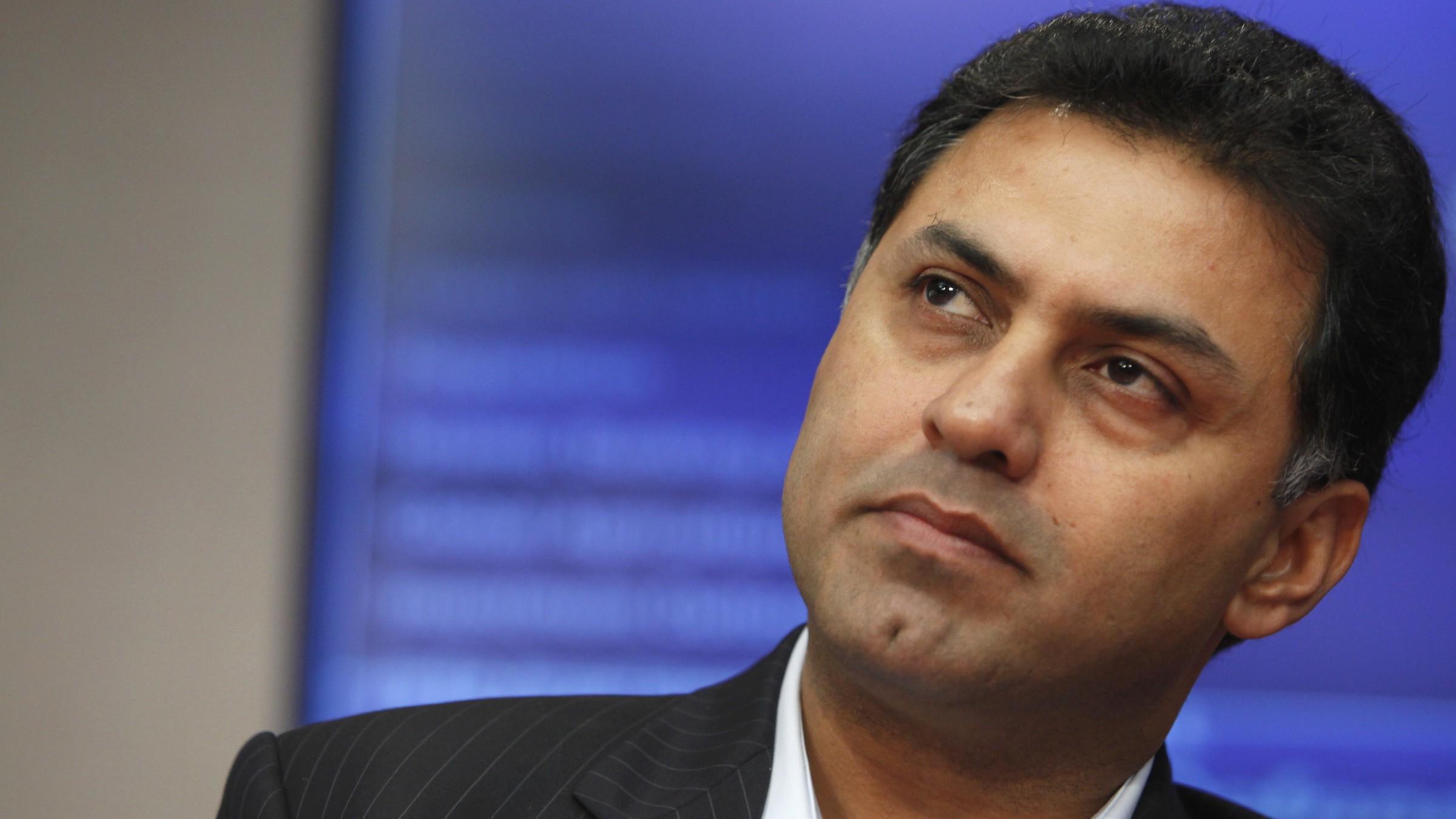 Google executive Nikesh Arora