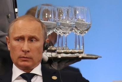 vladimir Putin, here pictured at the BRICS summit on July 15, faces new opprobrium after the crash of a Malaysian Airlines jet in Ukraine.