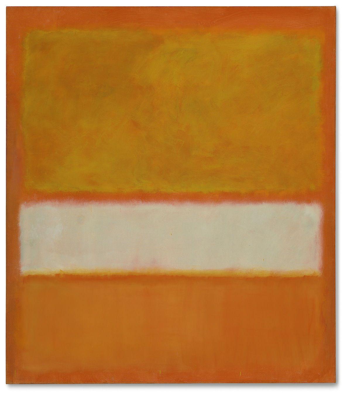 Mark Rothko - Untitled (No. 11)