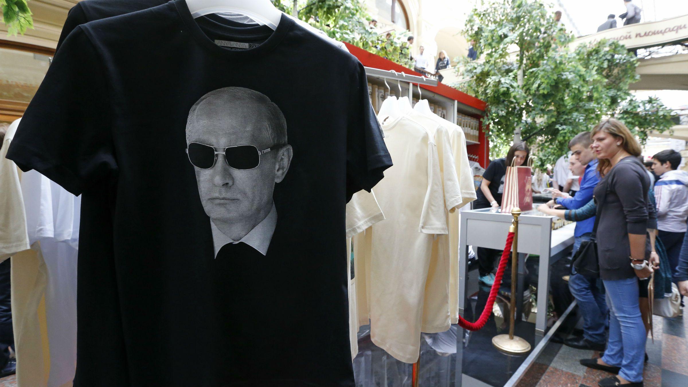 Putin t-shirt