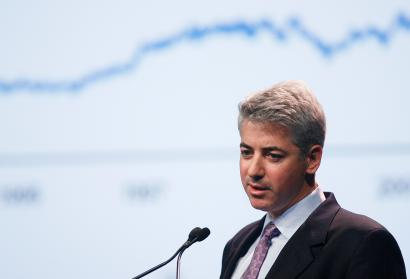Bill Ackman of Pershing Square Capital Management