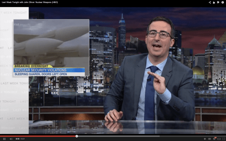 john oliver america's nuclear missiles