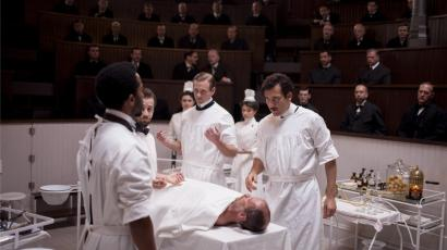 Clive Owen in Cinemax's 'The Knick'