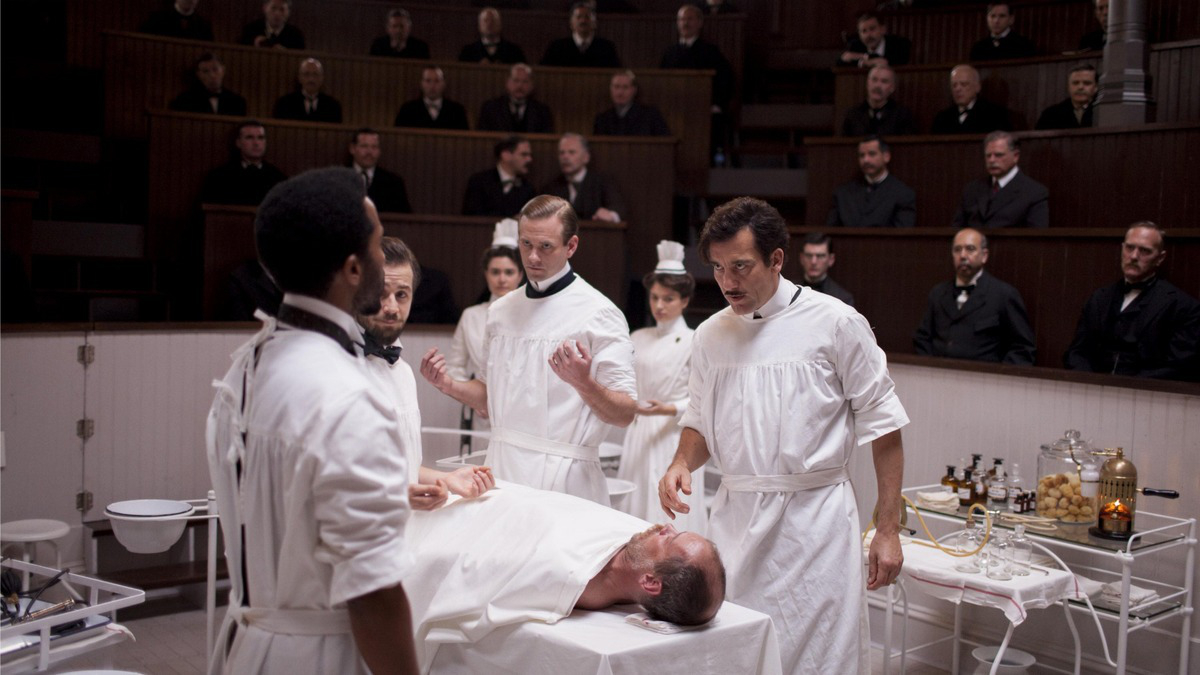Cinemax is banking on this Knick being better than the New York Knicks.