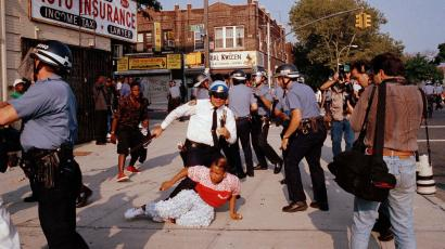 Crown Heights riots 1991