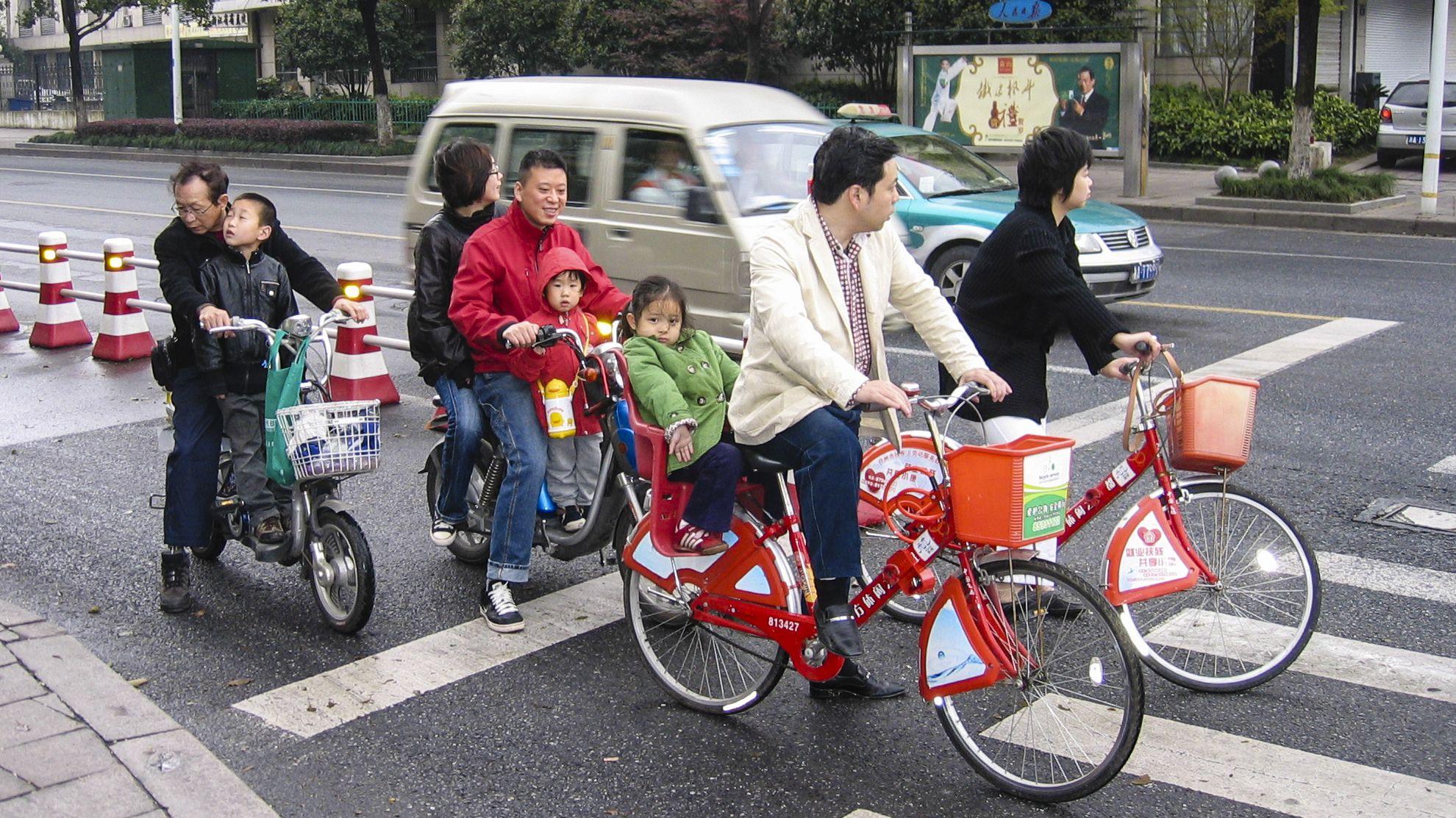 bike share china hangzhou