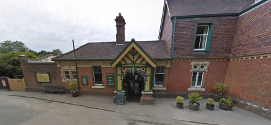 Downton Abbey station