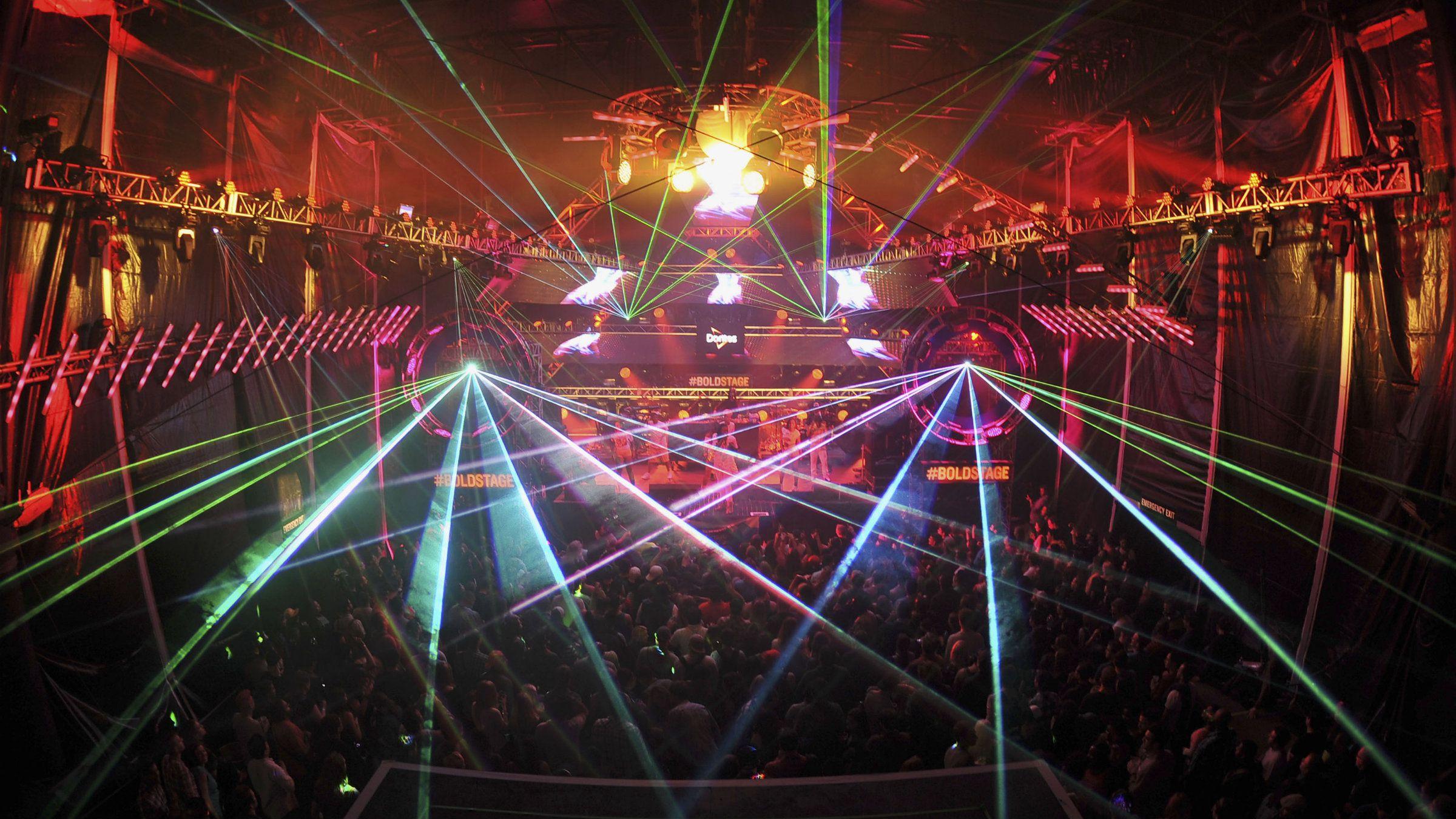 EDM music future rave culture