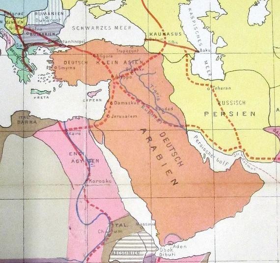 German Arabia