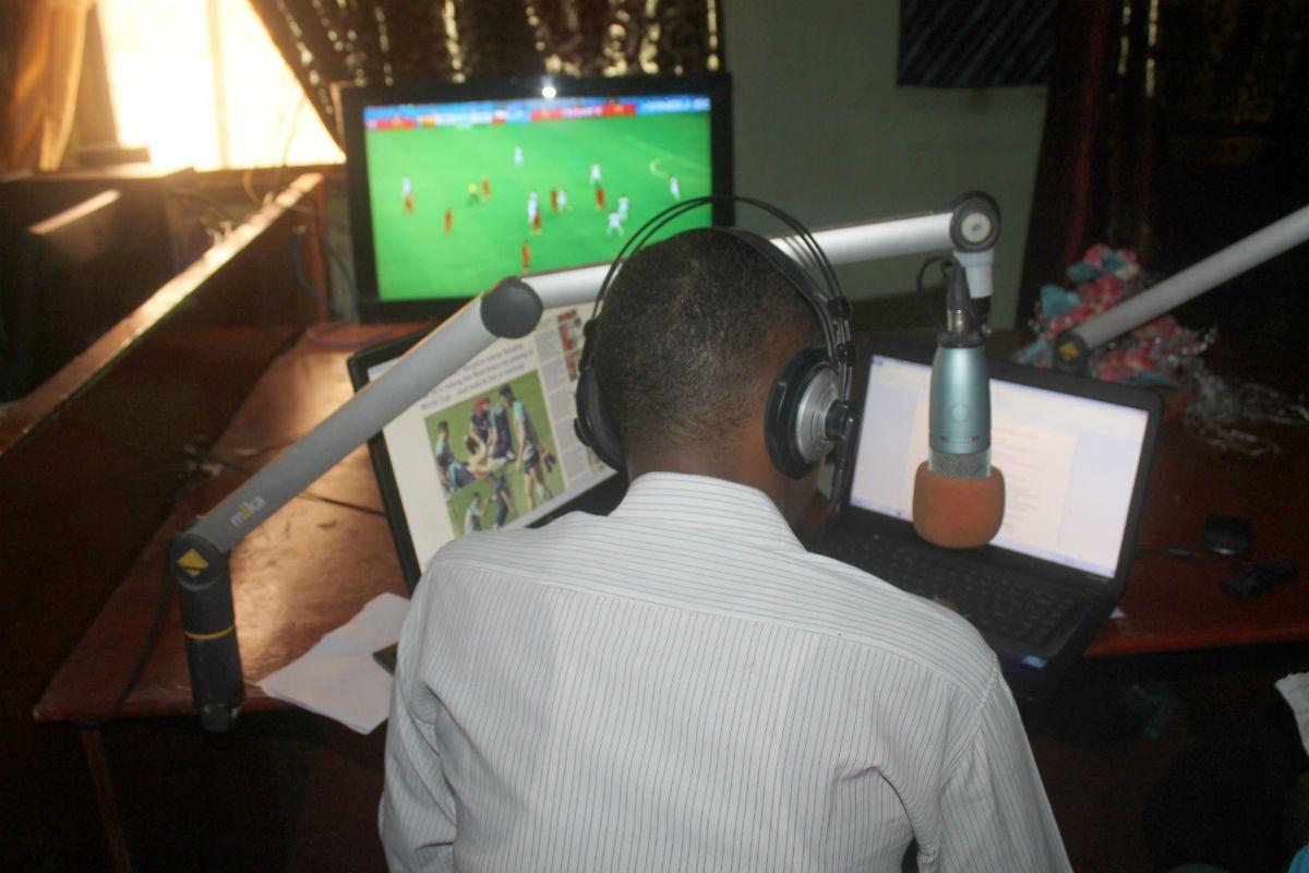 Gool FM Somalian sports radio