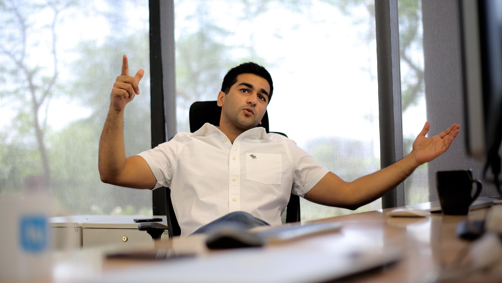 Kavin Bharti Mittal's Hike messenger is gaining traction.