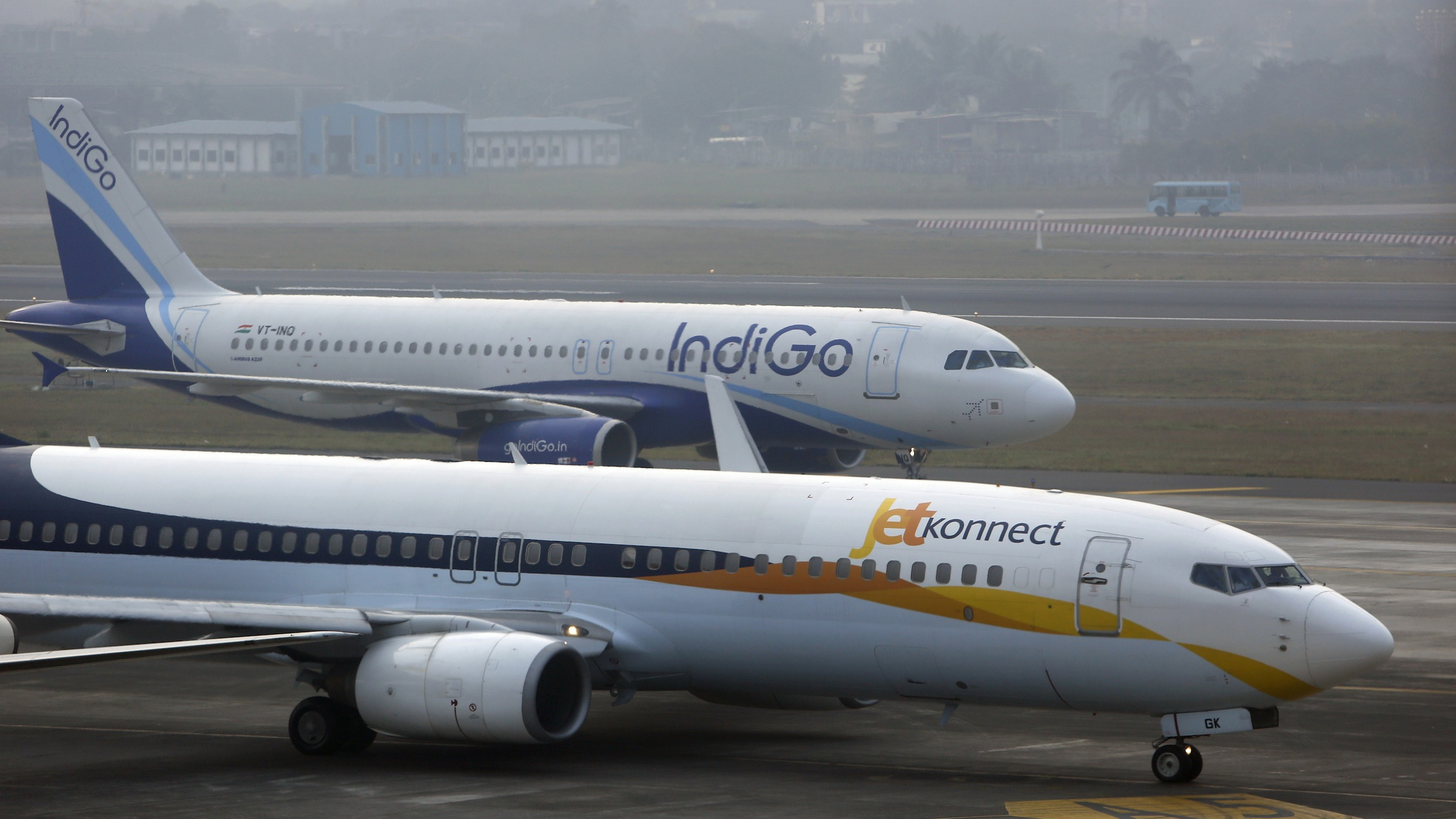 IndiGo is the only profitable airline in India.