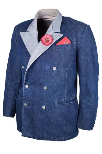 Bing Crosby's jacket