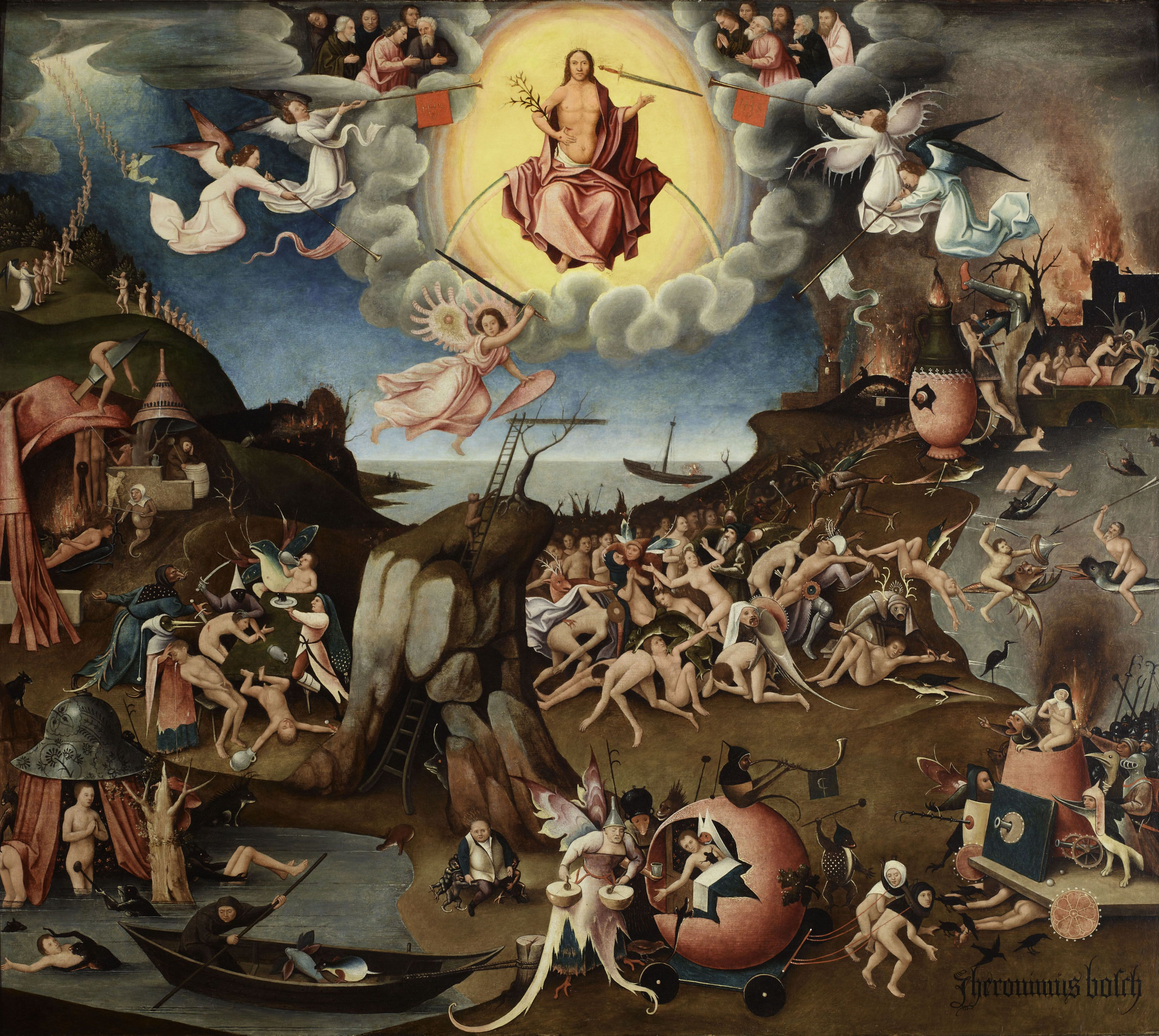 Five Hundred Years Of Satanic Art